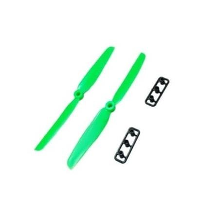 ProFlight 1045 10x4.5 EPP CW & CCW Propeller Pair In Green