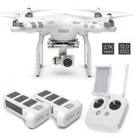DJI Phantom 3 Adv + Extra Battery