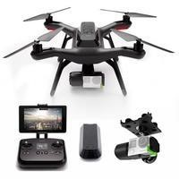 3DR Solo Ready To Fly GoPro Hero 3+ & 4 Camera Drone With 3 Axis Gimbal Smart GPS Flight Modes & Return To Home