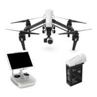 DJI Inspire 1 V2.0 Ready To Fly Transforming 4K UHD Camera Drone With 3 Axis Gimbal Smart GPS Flight Modes & Return To Home