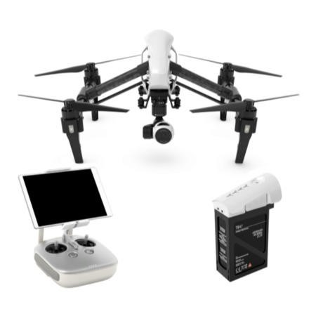 DJI Inspire 1 V2.0 4K Camera Drone Ready To Fly For Professional Use