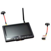 Black Pearl Immersion RC and Spironet Video Downlink System