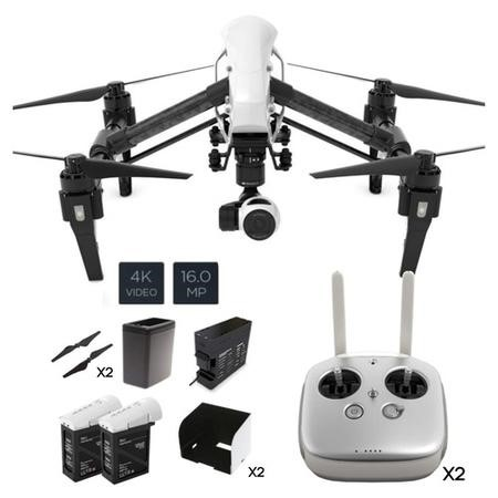 DJI Inspire 1 V2.0 - Everything You Need Kit