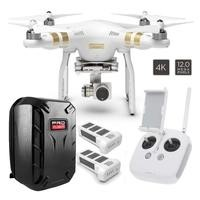 DJI Phantom 3 Pro + Battery & Hardshell Backpack