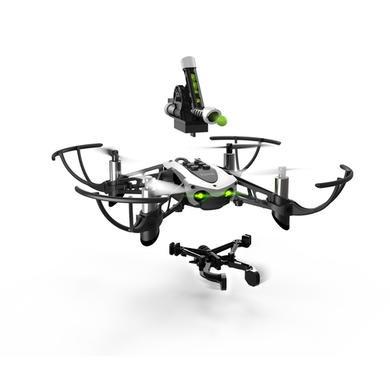 Parrot Mambo Mini Drone With Grabber & Cannon