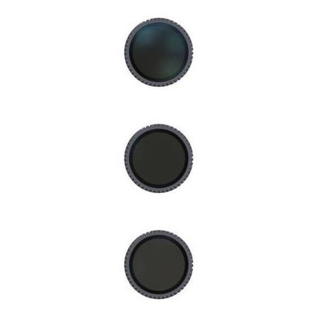 Polar Pro Mavic Air Filters 3 Pack