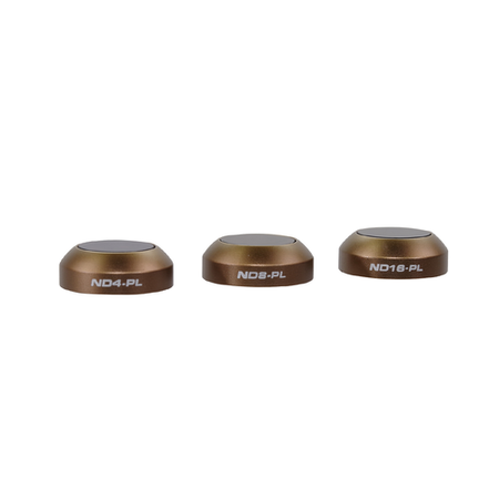 Polar Pro Mavic Cinema Series Vivid Filters 3-Pack
