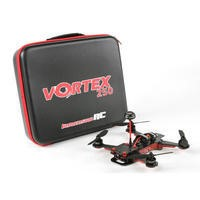 ImmersionRC Vortex Pro ARTF Reciever Ready 250 Racing Drone With Protective Carry Case