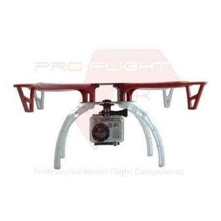 DJI Flame Wheel F450 & F550 Landing Gear Set 450-Landing | Drones Direct