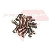 PF450 F450 M3 7.5mm x16 Spare Bolt Set