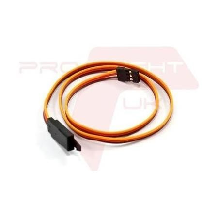 45cm Male To Female Servo Extension Lead