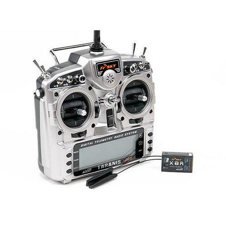 FrSky Taranis X9D Plus Transmitter with X8R Receiver