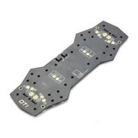 ZMR250 Lower Plate PCB Including LEDs