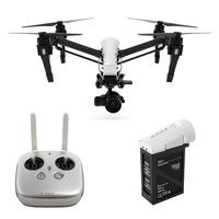 DJI Inspire 1 RAW Ready To Fly Transforming Camera Drone With Zenmuse X5R 4K Micro Four Thirds Camera & 3 Axis Gimbal With Smart GPS Flight Modes & Return To Home