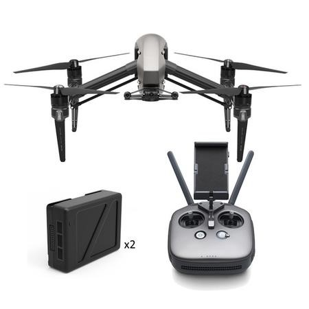 GRADE A1 - DJI Inspire 2 Professional Use Drone With No Camera Included
