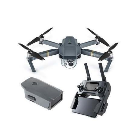 DJI Mavic Pro 4K Foldable Camera Drone 6958265134012 ...