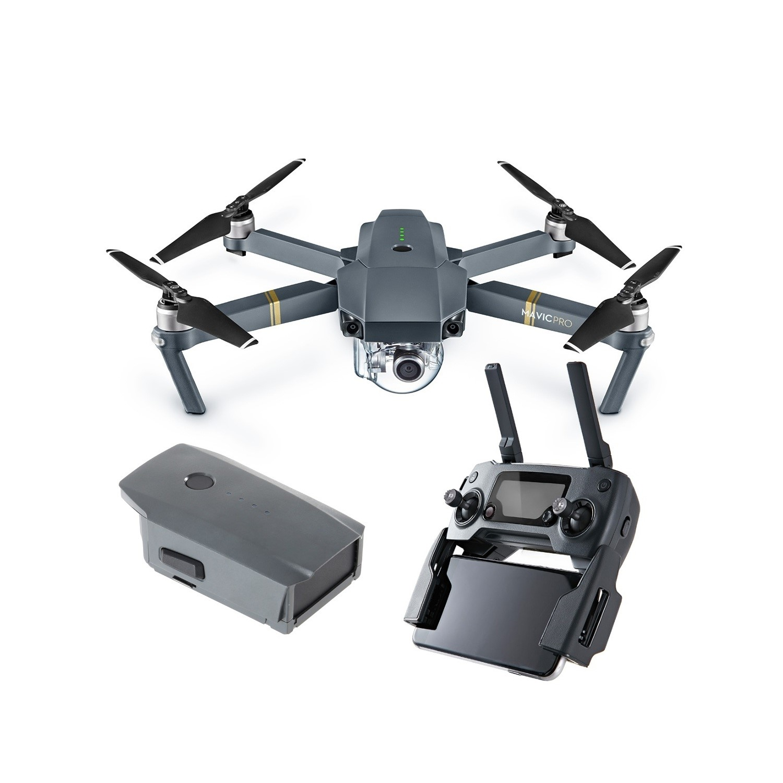 DJI Mavic Pro 4K Foldable Camera Drone