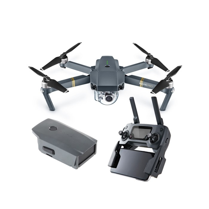 DJI Mavic Pro 4K Foldable Camera Drone
