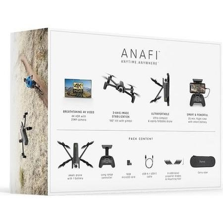Parrot Anafi 4K HDR Camera Drone