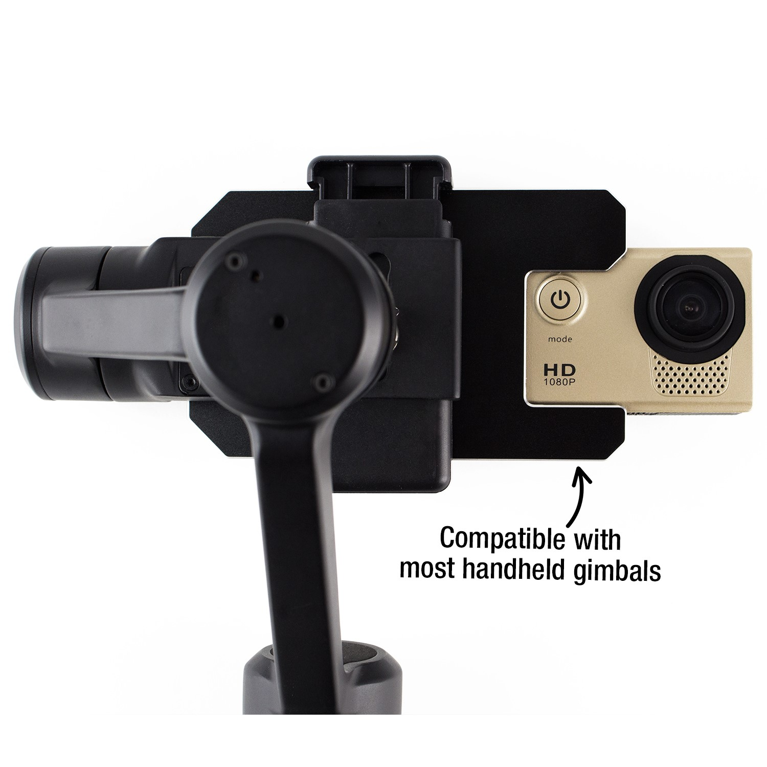 X-Cam Sight 2 GoPro /& Action Camera Adapter ~A~