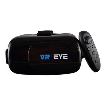 Bitmore Vr Eye Virtual Reality Headset With Bluetooth Controller