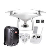 DJI Phantom 4 + Two Batteries & Hardshell Backpack