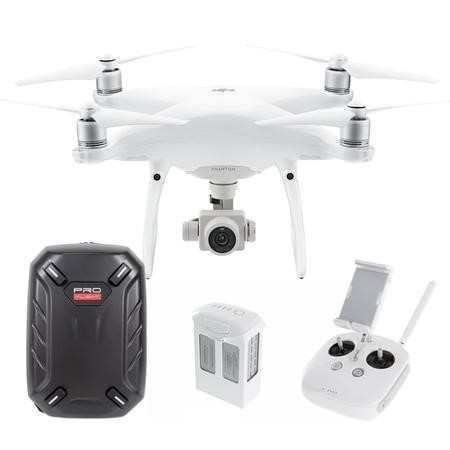 DJI Phantom 4 Pro & Free Hardshell Backpack