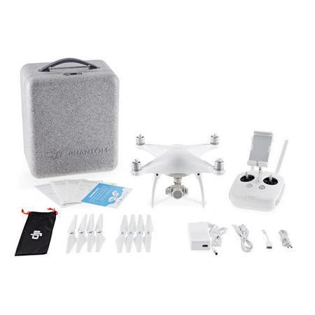 DJI Phantom 4 4K Camera Drone Ready To Fly