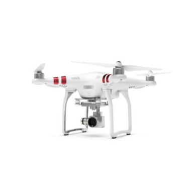 DJI Phantom 3 Standard 2.7K Drone with Extra Battery & Free Backpack