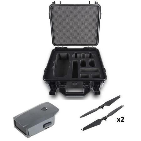 DJI Mavic Pro Ultimate Explorer Accessory Pack - Case - Battery - Propellers