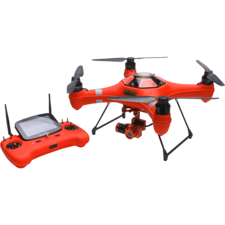 GRADE A1 - SwellPro V3 Auto Waterproof Drone with 4K camera