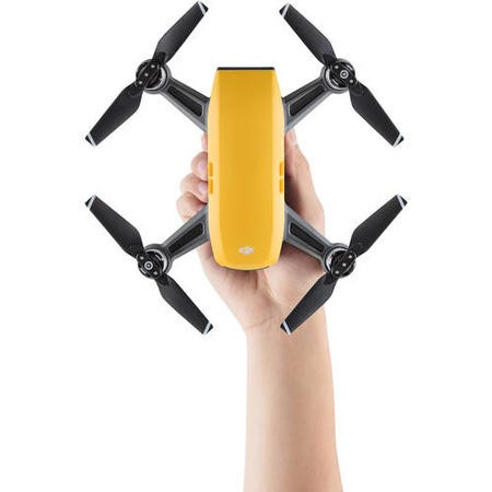 DJI Spark Fly More Combo - Sunrise Yellow