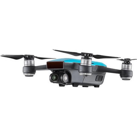 DJI Spark Fly More Combo - Sky Blue with Free Extra Battery
