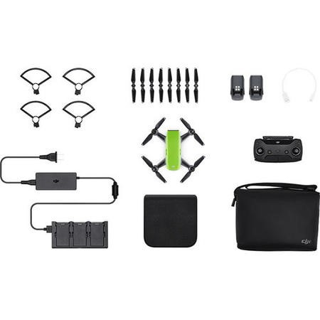 DJI Spark Fly More Combo - Meadow Green