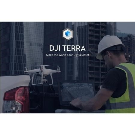 DJI Terra Advanced 1 Year Licence - 3 Devices