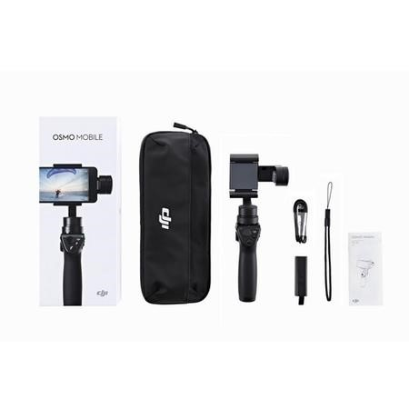 DJI Osmo Mobile Handheld 3 Axis Stabilised Gimbal For Smartphones
