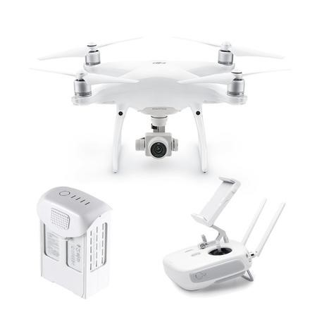 GRADE A1 - DJI Phantom 4 Pro 4K Camera Drone Ready To Fly