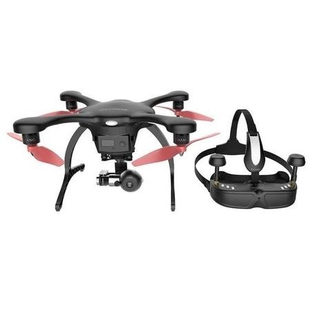 Ehang Ghostdrone 2 0 VR Aerial Drone With 4K Spherical Camera & VR FPV  Goggles For iOS