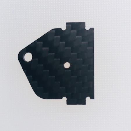 Menace RC FiziX Frame Spare Parts - Cam Plates