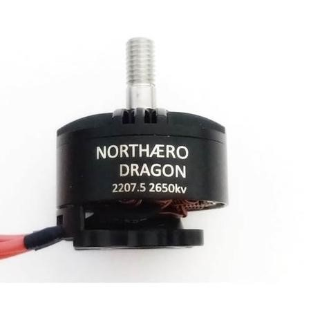Northaero Dragon Racing Motor - 2207.5 2450kv