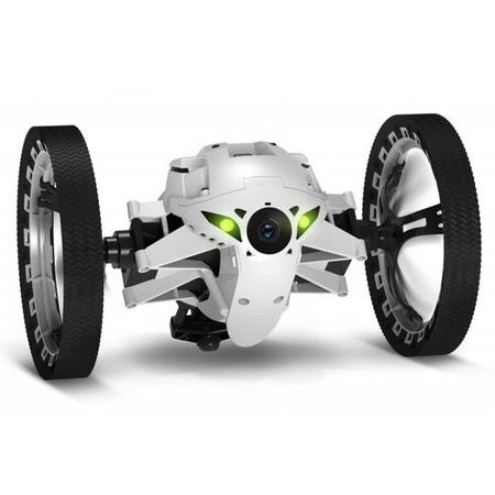 Parrot Mini Drone Jumping Sumo Insectoid - White