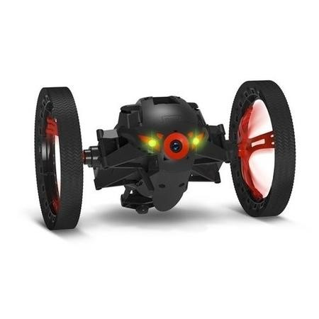 Parrot Mini Drone Jumping Sumo Insectoid - Black