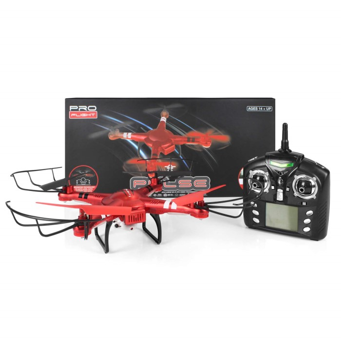 ProFlight Pulse RTF 2MP Camera Drone With Altitude Hold & Live ...