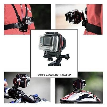 Electronic Single Axis Gimbal Stabiliser For Smartphone & Action Cam