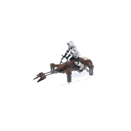Propel Star Wars Battling Quadcopter Drone 74-Z Speeder Bike - Collectors Edition
