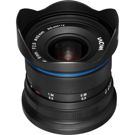 Laowa 9mm f/2.8 Zero-D Lens DL Mount