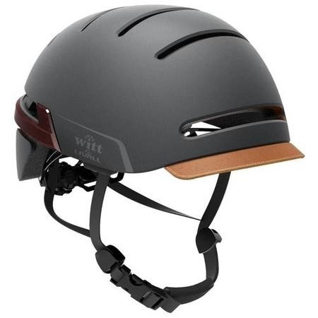 Livall BH51M Smart Helmet - Graphite Black