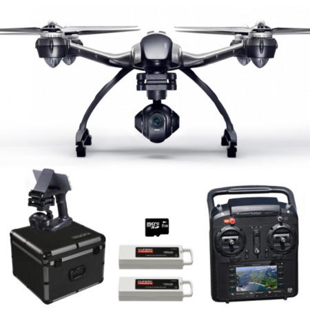 yuneec typhoon q500 4k camera drone with extra battery. Black Bedroom Furniture Sets. Home Design Ideas
