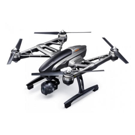 Yuneec Typhoon Q500 4K Camera Drone + Extra Battery & Free Flight Case