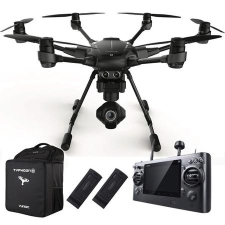 GRADE A1 - Yuneec Typhoon H Pro Sonar Collision Avoid + Extra Battery & Free Backpack